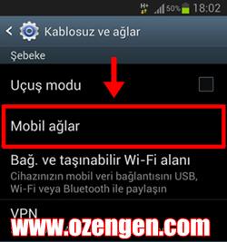mobil ağlar