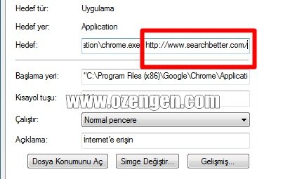 searchbetter chrome
