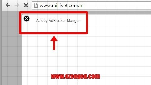ads by adblocker