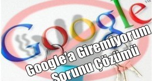 google giris