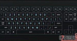 Klavye tuslar