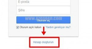 google plus uyelik