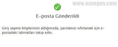 icloud e-posta