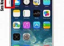 iPhone resetleme