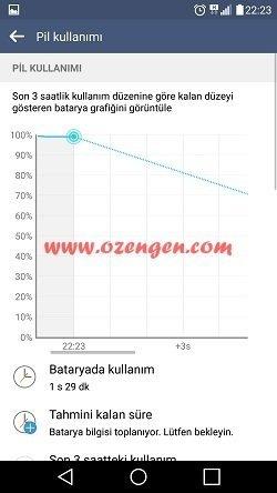 lg g4 batarya kullanim