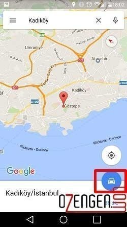 Google Navigasyon 2