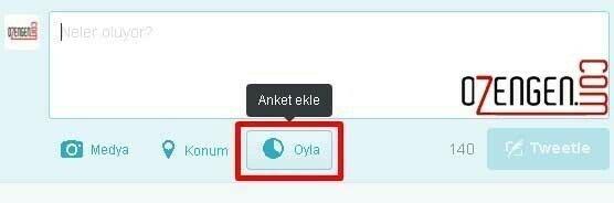 Twitter oyla