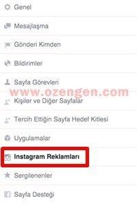 instagram reklamlari