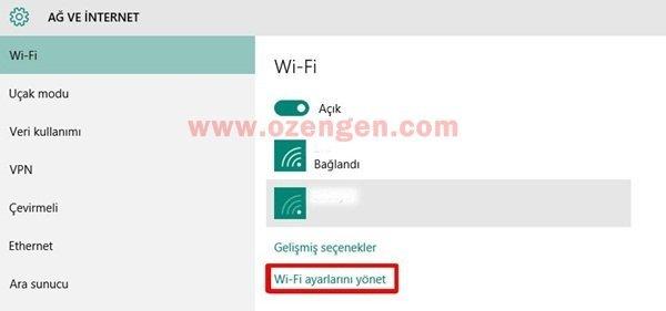 windows 10 wifi unut 2