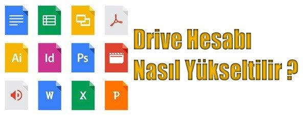drive boyut
