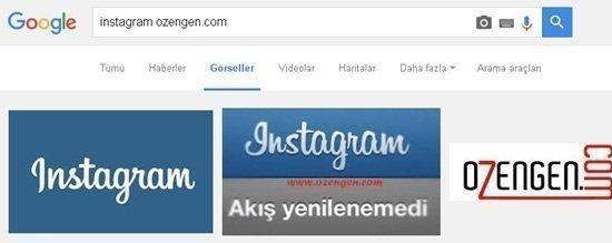 instagram google