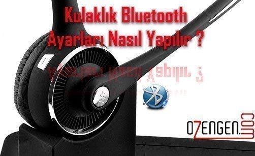 Telefon bluetooth kulaklik