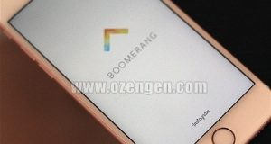 boomerang-uygulama