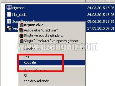 crack kopyala