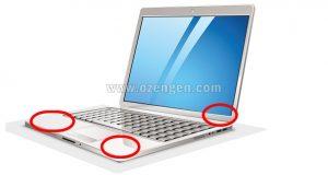 laptop model ögrenme