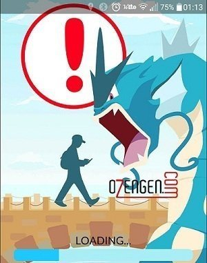 Pokemon go acilis
