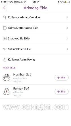 Snapchat 6