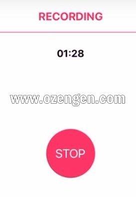 iphone ekran kaydet 1