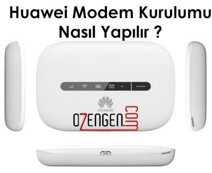 huawei-modem-kurulumu