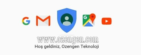 google-hesabim