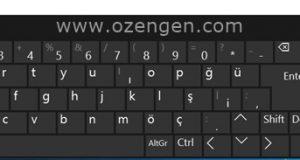 klavye-turkce-yapma