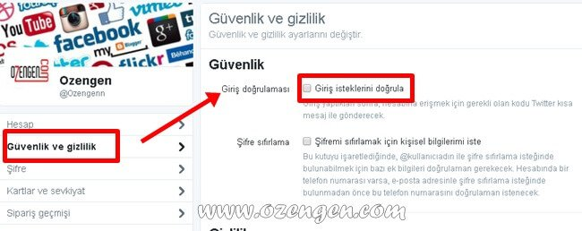 twitter-giris-dogrulamasi