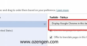 chrome-turkish