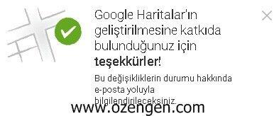 google-maps-bildirim