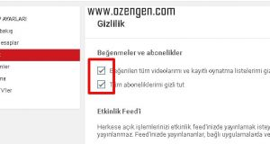 youtube-gizlilik