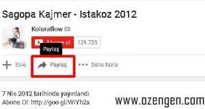 youtube-paylas