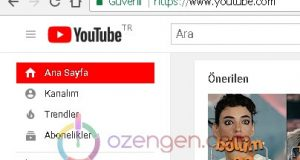 Youtube yeni logo