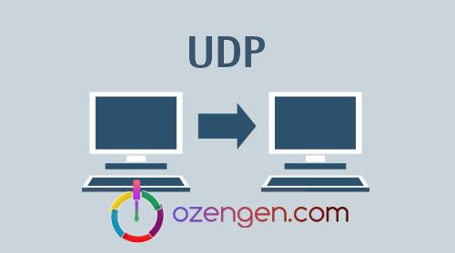 UDP nedir