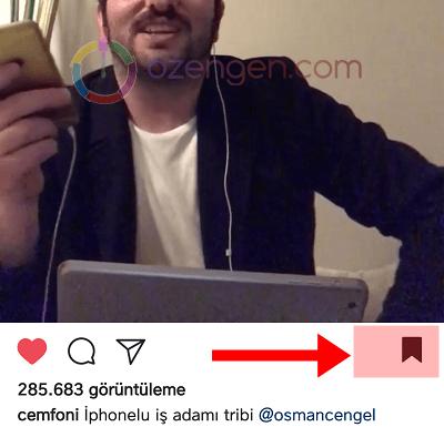 instagram arsiv kaldırma
