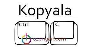 kopyala