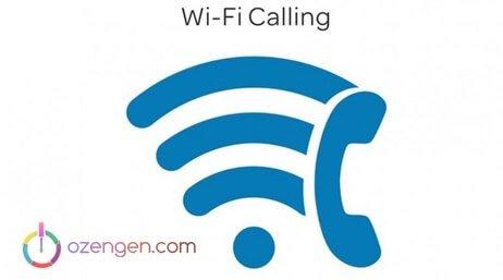 wifi ile arama