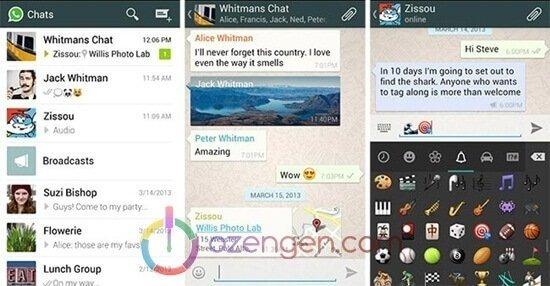 Whatsapp ilk hali